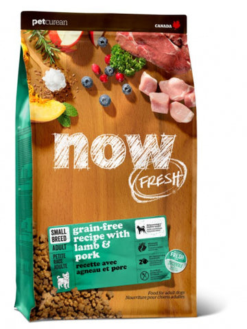 Now Fresh - Grain Free Small Breed Red Meat Adult  Recipe