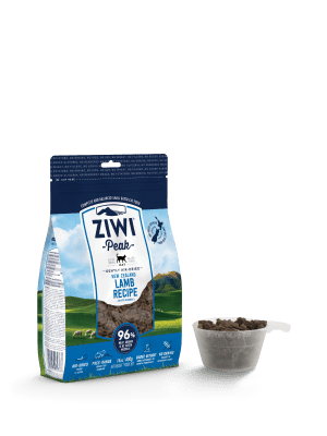 Ziwi Peak Air-Dried Lamb For Cats 1kg