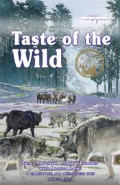 Taste of the Wild Sierra Mountain Canine Formula with Roasted Lamb 28 lbs. bag