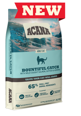 Acana Small Prey Bountiful Catch for cats 4.5 KG