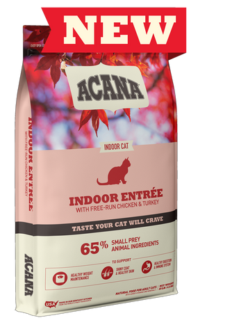 Acana Small Prey Indoor Entre cats 4.5 KG