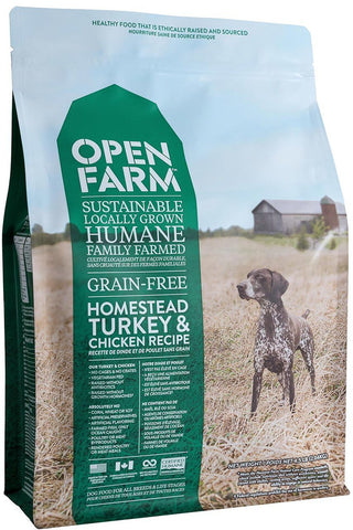 Open Farm Homestead Turkey & Chicken Recipe 24 lbs