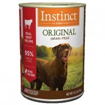 Nature's Variety  Instinct'  Canned Dog Food - Beef 6 x 13.2 oz cans