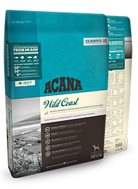 Acana Wild Coast 17kg - Naturally Urban Pet Food Delivery