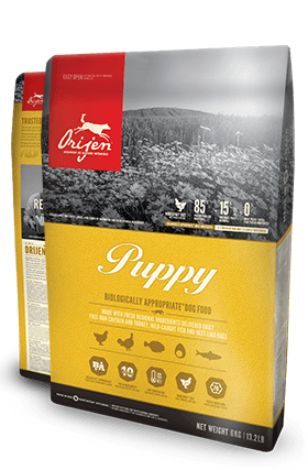Orijen Puppy 11.4kg - Naturally Urban Pet Food Delivery
