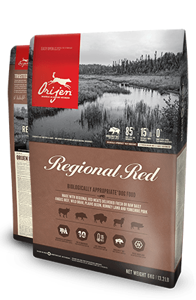 Orijen Regional Red Dog 11.4kg - Naturally Urban Pet Food Delivery