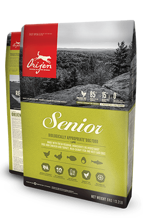 Orijen Senior Dog 11.4kg - Naturally Urban Pet Food Delivery