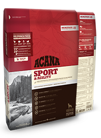 Acana Sport & Agility 11.4kg - Naturally Urban Pet Food Delivery