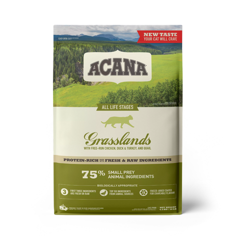 Acana Grasslands GF Cat 4.5kg