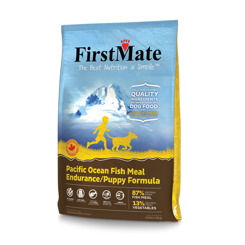 FirstMate's Pacific Ocean Fish formula Puppy 28 lbs