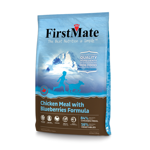 FirstMate Chicken with Blueberries 28 lbs
