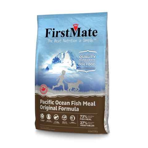 FirstMate's Pacific Ocean Fish formula 28 lbs