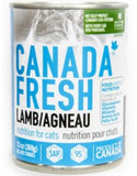 PetKind Canada Fresh Nutrition For Cats Lamb Formula 12 x 13oz cans
