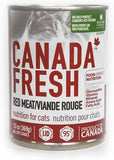 Canada Fresh Nutrition Red Meat Formula for cats