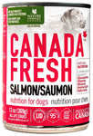 Canada Fresh Nutrition Salmon Formula for Dogs 12 x 13oz cans
