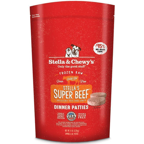 Stella & Chewy's Super Beef Frozen Dinner