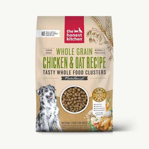 Honest Kitchen - Whole food clusters - Whole grain chicken