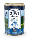 Ziwi Peak Moist Lamb For Dogs 12 x 13.75 oz cans