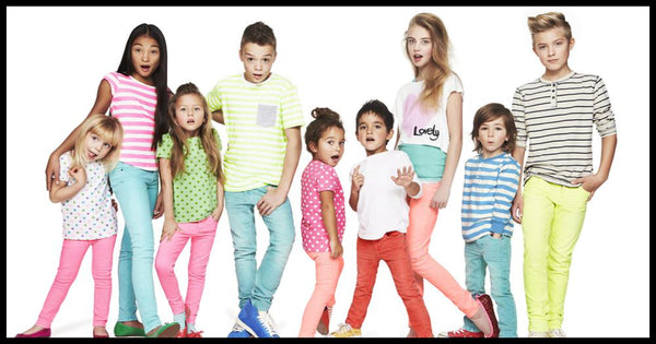 Kids fashion clothing luv fashion