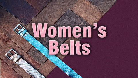 Women's Belts by Luv Fashion