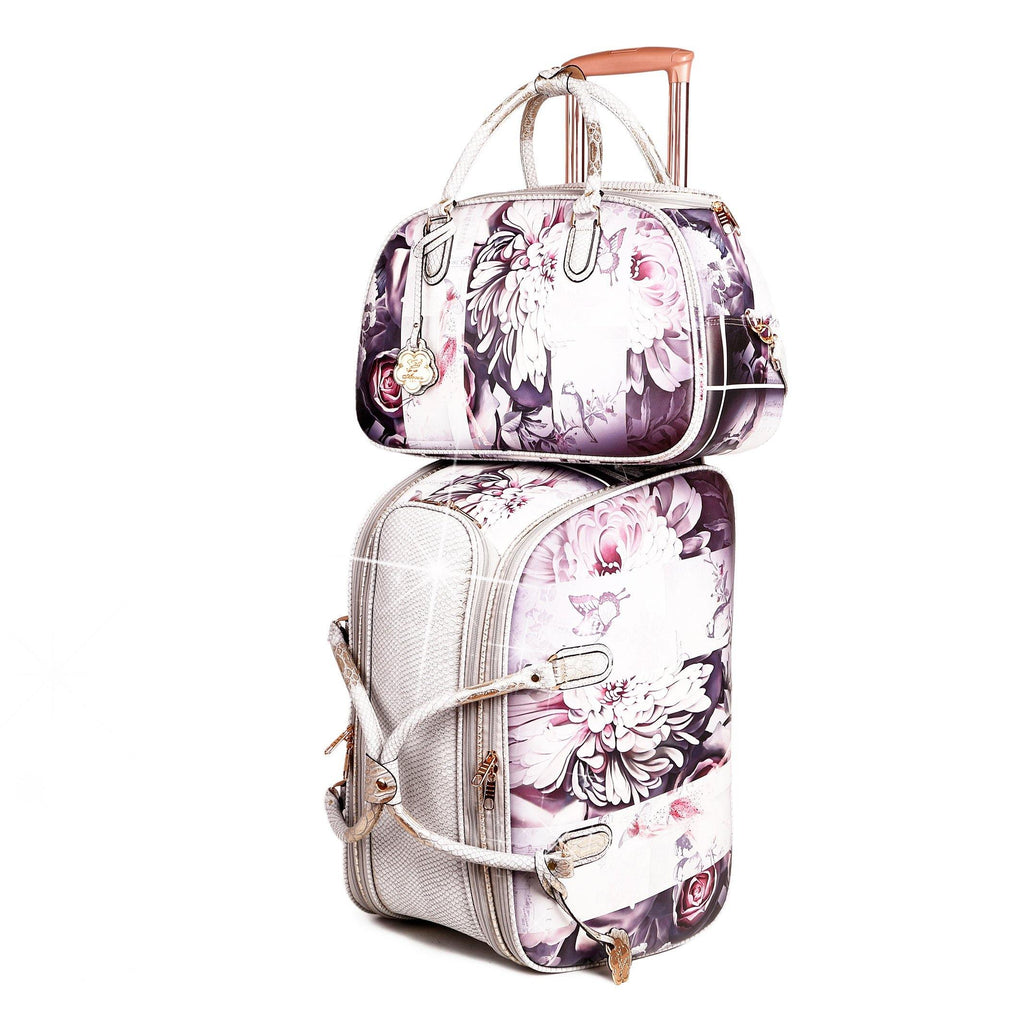 Blossomz Duffle Bag + Overnight Bag