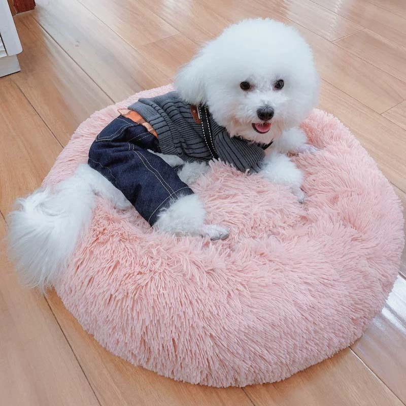 Pet Plush Bed