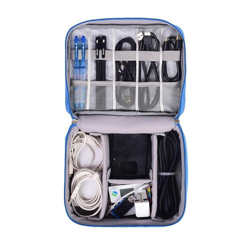 Creative Shockproof Travel Organizer