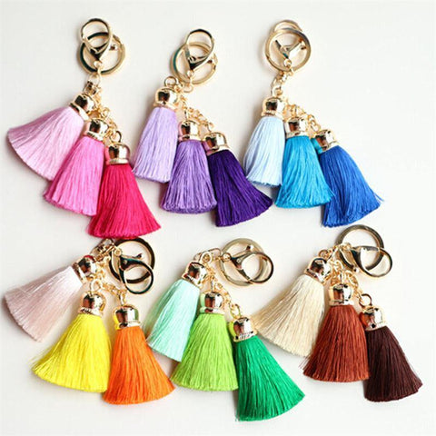 Mini Coin Purse Keychain