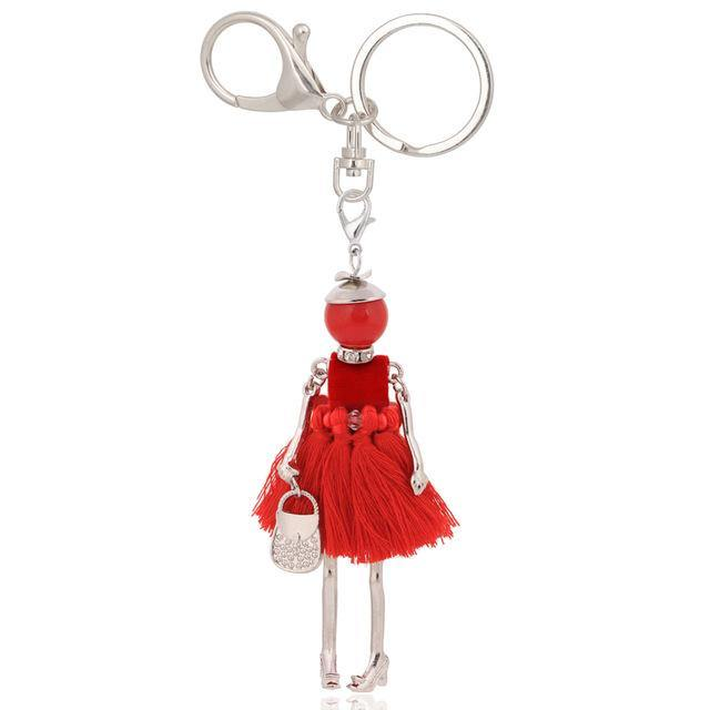 Trendy Ladies Keychain