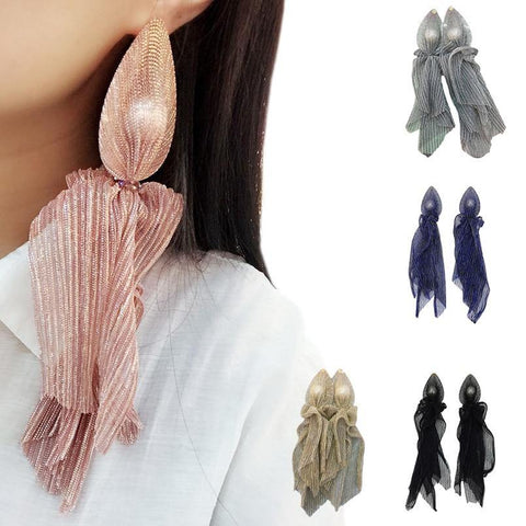 Bohemian Style Drop Earrings