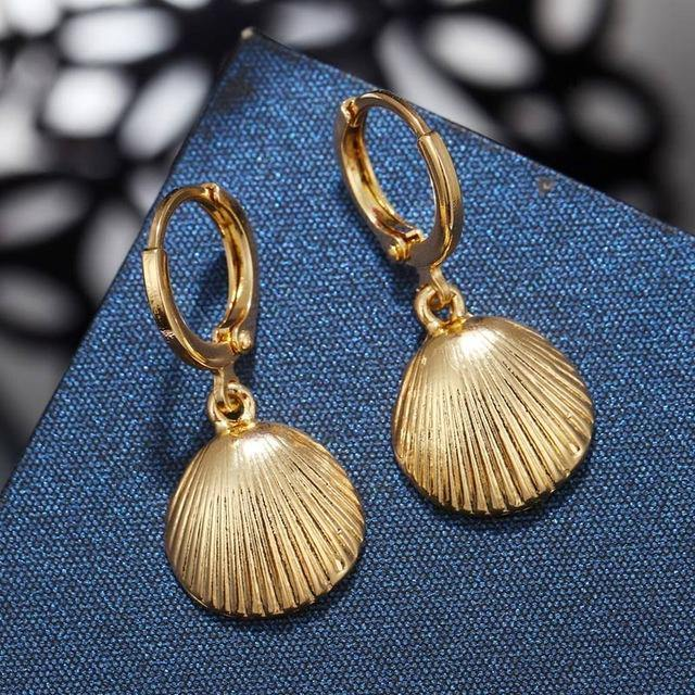 Bohemian Style Drop Earrings - Luv Fashion