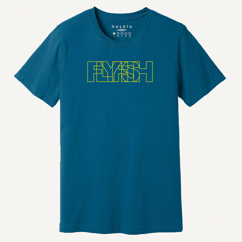 Hackle FLYFISH T-Shirt