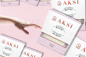 AKSI Invisible Eyelid Tape