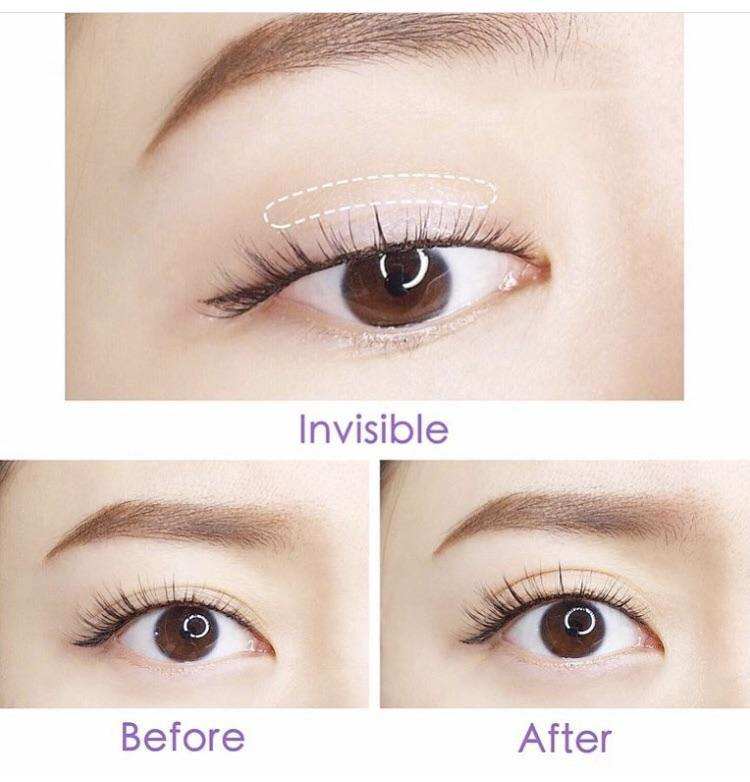 AKSI Invisible Eyelid Tape - AKSI Beauty