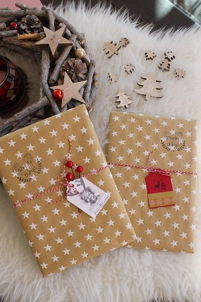 PACKAGING NAVIDAD PAPELERIA BONITA-PRETTY THINGS STORE