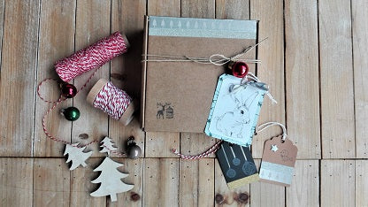 PACKAGING NAVIDEÑO, PAPELERIA BONITA-PRETTY THINGS STORE