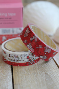 Set 2 washi tapes Hello Kitty - Pretty Things Store