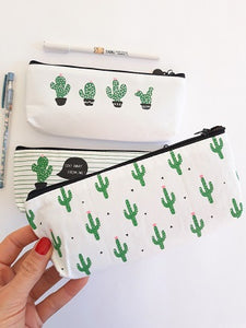 Estuche, Cactus - Pretty Things Store