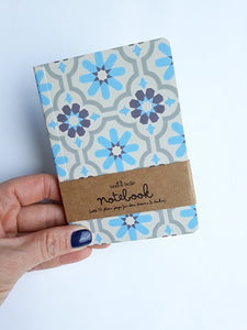Mini libreta, Mosaico - Pretty Things Store