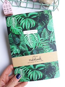 Libreta, Jungla Tropical - Pretty Things Store