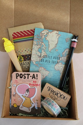 Pretty Box, Mapa Mundi-PRETTY THINGS STORE