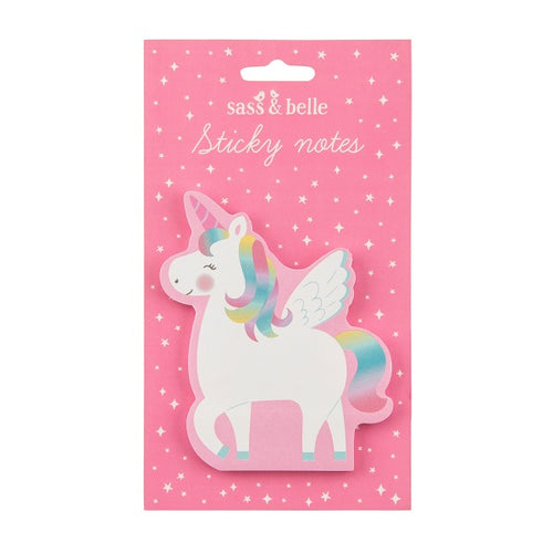 NOTAS ADHESIVAS UNICORNIO-PRETTY THINGS STORE