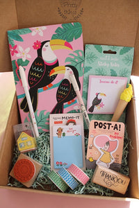 PRETTY BOX, TUCAN-PRETTY THINGS STORE