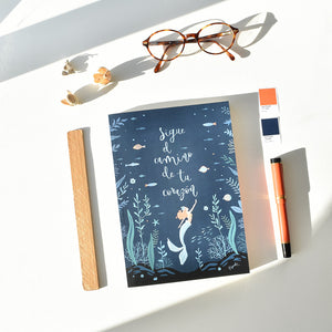 CUADERNO DE CUENTO, SIGUE EL CAMINO_ PRETTY THINGS STORE