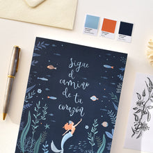 CUADERNO DE CUENTO, SIGUE TU CAMINO_ PRETTY THINGS STORE