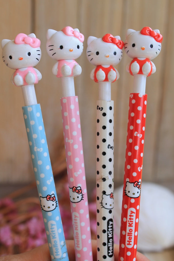 Bolígrafo Hello Kitty.-Blanco - Pretty Things Store
