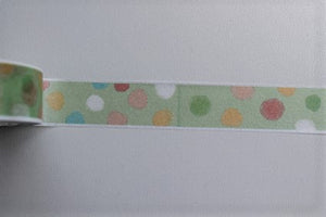Washi tape, lunares - Pretty Things Store