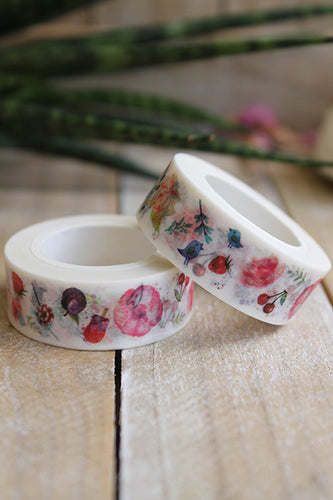 Washi tape, sweet birds - Pretty Things Store