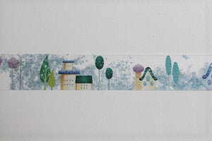 Washi tape, sweet home - Pretty Things Store