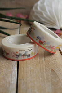 Washi tape, noria - Pretty Things Store